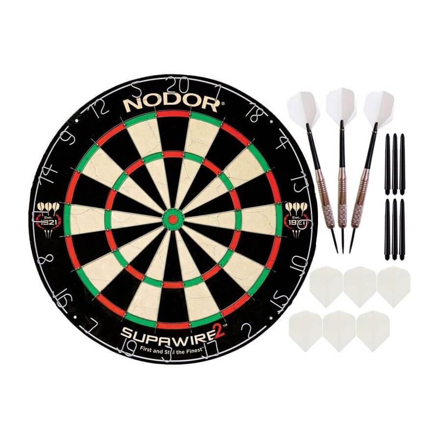 Комплект для игры в дартс Nodor Prime